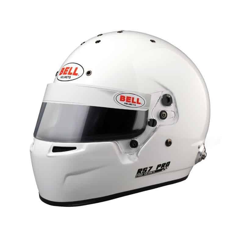 Bell RS7 PRO Hans Helmet