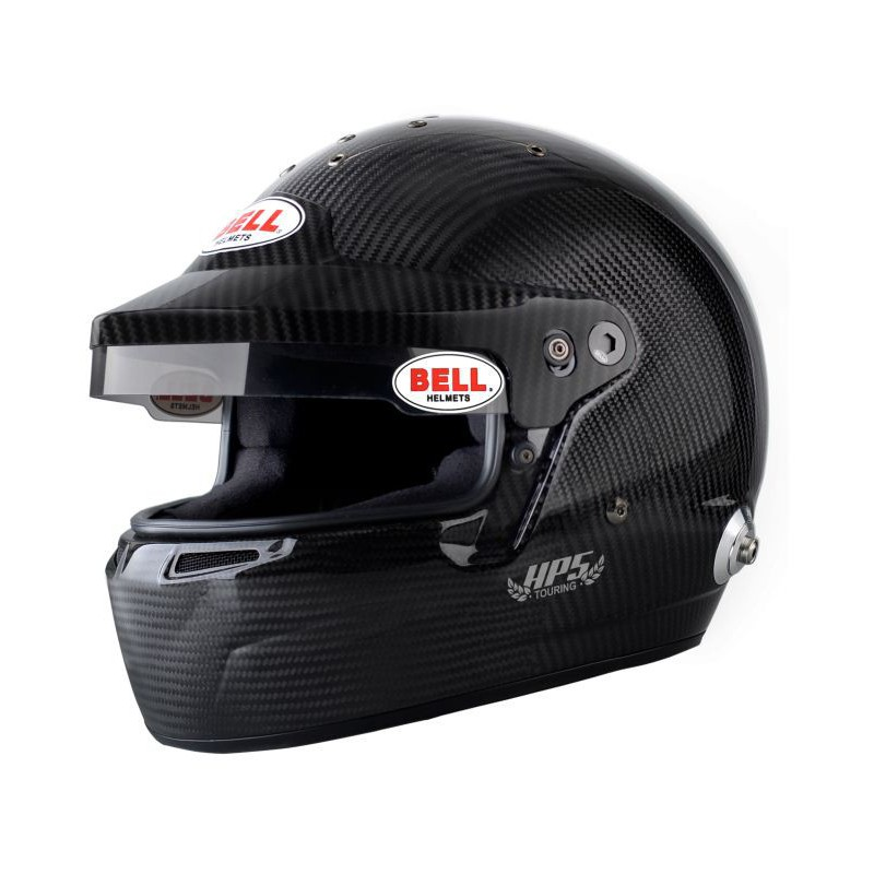 Casque FIA Bell HP5 Touring Carbon