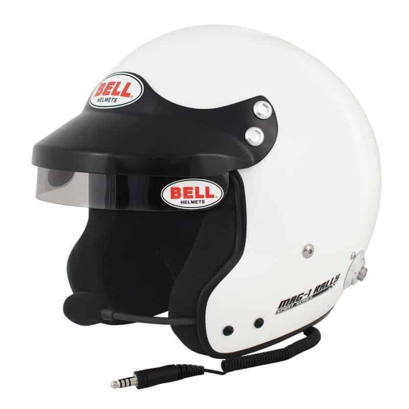 Bell MAG 1 Hans Rally Helmet