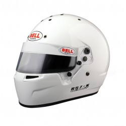 Bell RS7-K white helmet