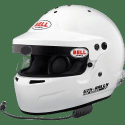 Bell GT5 rally hans helmet