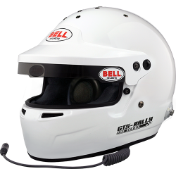 Casque FIA Bell GT5 RALLY Hans
