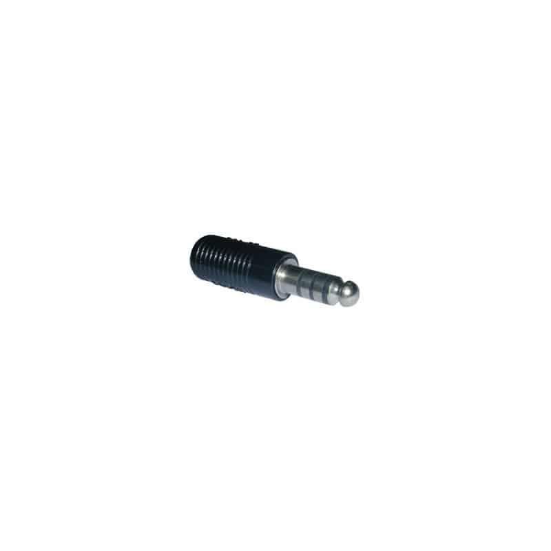 Peltor Male Jack Plug