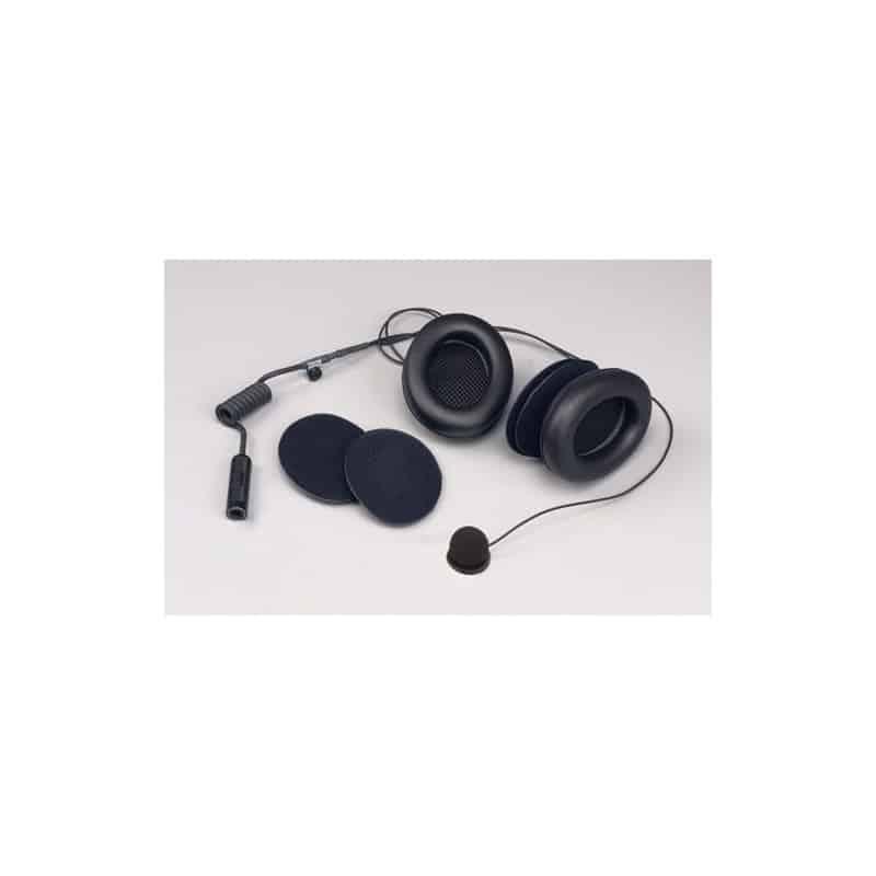 stilo kit micro casques integral sti ae0105. Black Bedroom Furniture Sets. Home Design Ideas