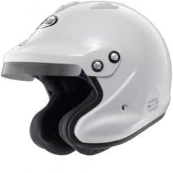 Arai GP JET 3 Hans Helmet