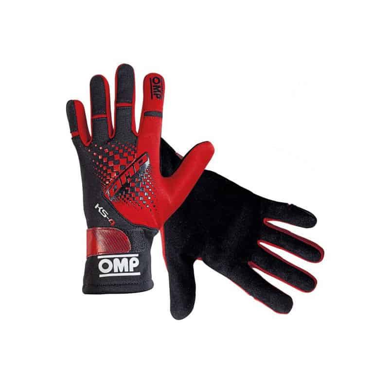 OMP KS-4 Kart Gloves