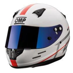 OMP KJ-8 EVO Kart Helmet