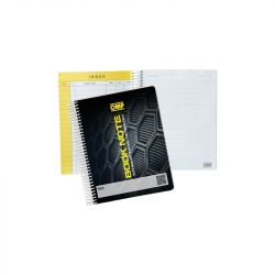 OMP A4 Co-Drivers Note Pad