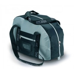 HELMET BAG BLACK/GRE