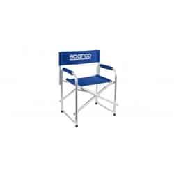Chaise pliable Sparco Bleue