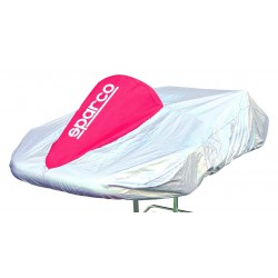 KARTING COVER RED