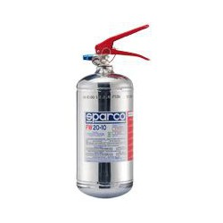 EXTINGUISHER  HAND HELD 2.4LT ALU