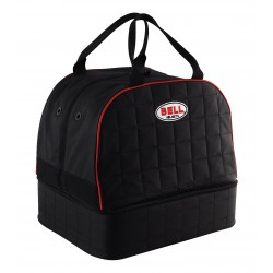 Bell Helmet & hans bag BLACK QUILTED