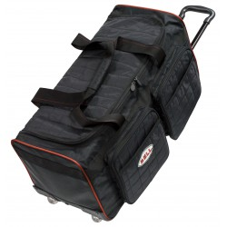 Sac Bell MEDIUM TROLLEY TRAVEL BAG BLACK
